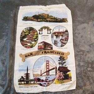 San Francisco Decorative Towel